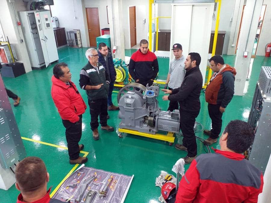 CEN- Heavenwards Training Center in Chile - 17