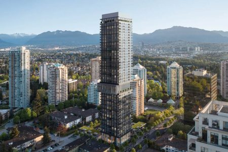 Designs Released for Central Park House in Canada