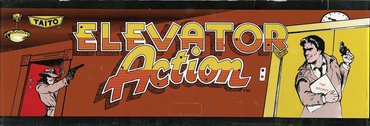 """Elevator Action"""