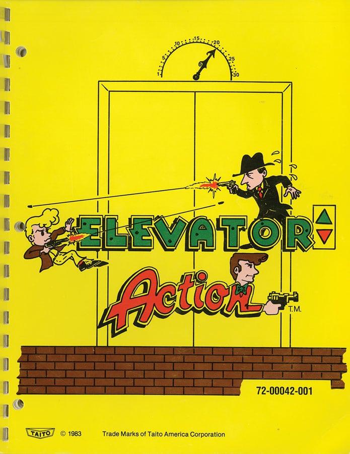 """Elevator Action""  Figure 4"