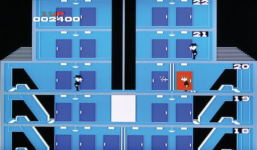 """Elevator Action""  Figure 7"