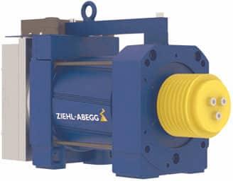 Elevator-Motors-Disc-Rotor-Motor-and-Electronic-Brake-Control
