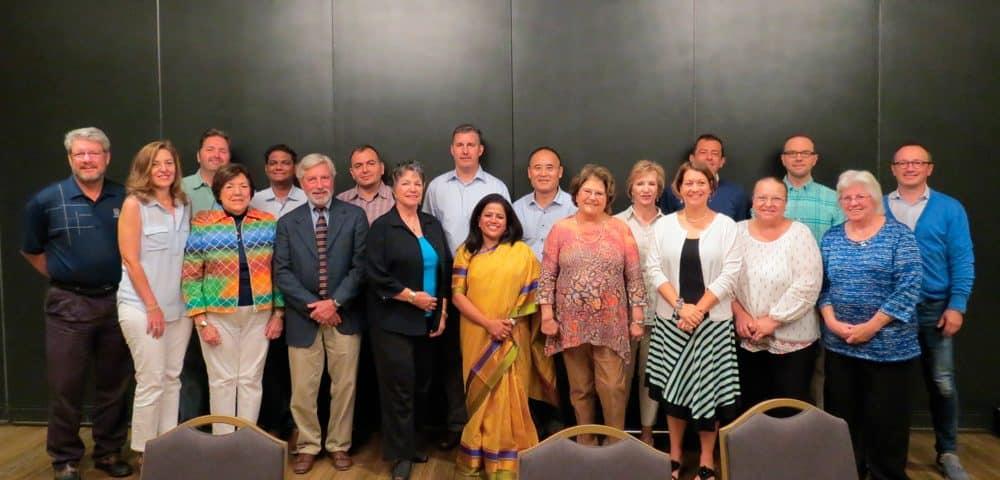 Elevator-World-Board,-Partners-Come-Together