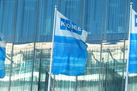 KONE Describes Strong Half Year, Remaining Challenges