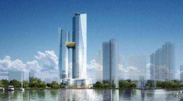 KONE Wins 77-Unit Contract for Changsha, China, Project