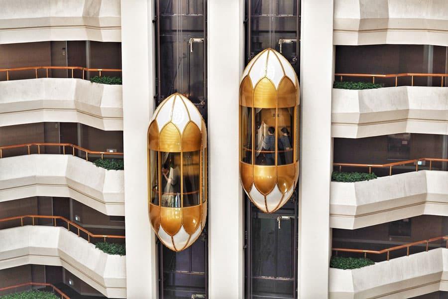 Lockdown-elevators