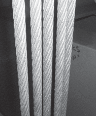 Lubrication and Maintenance of Steel Wire Ropes on Elevators - 04