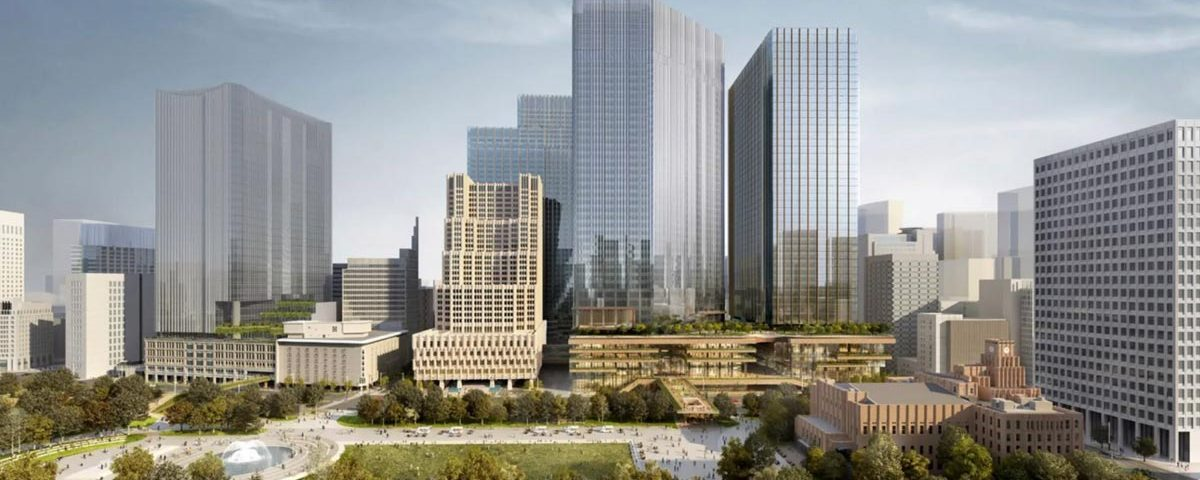 More Details On Tokyo Redevelopment Project Released