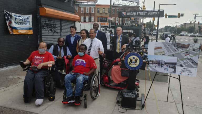 Philadelphia Representatives Request Funds for New Elevators