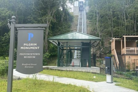 Provincetown Inclined Elevator Inspection Continues