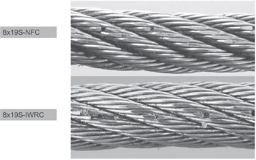 Rope Development and Lubrication - 14