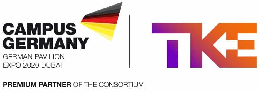 TKE To Showcase Multi at Expo 2020 Dubai German Pavilion