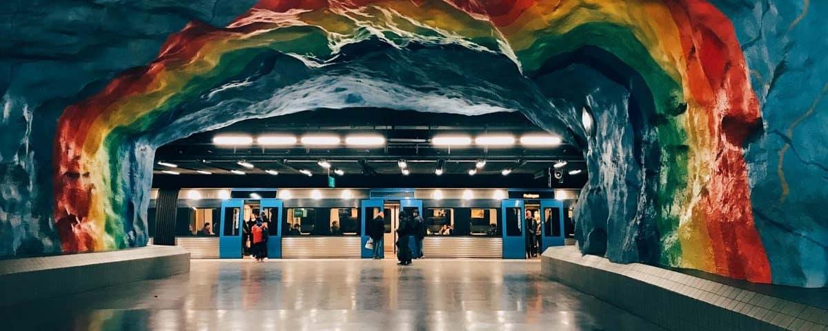 TKE to Equip Stockholm Metro Stations With 44 Escalators