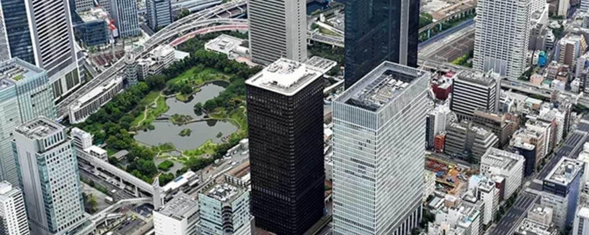 Tokyo's World Trade Center Closes for Demolition