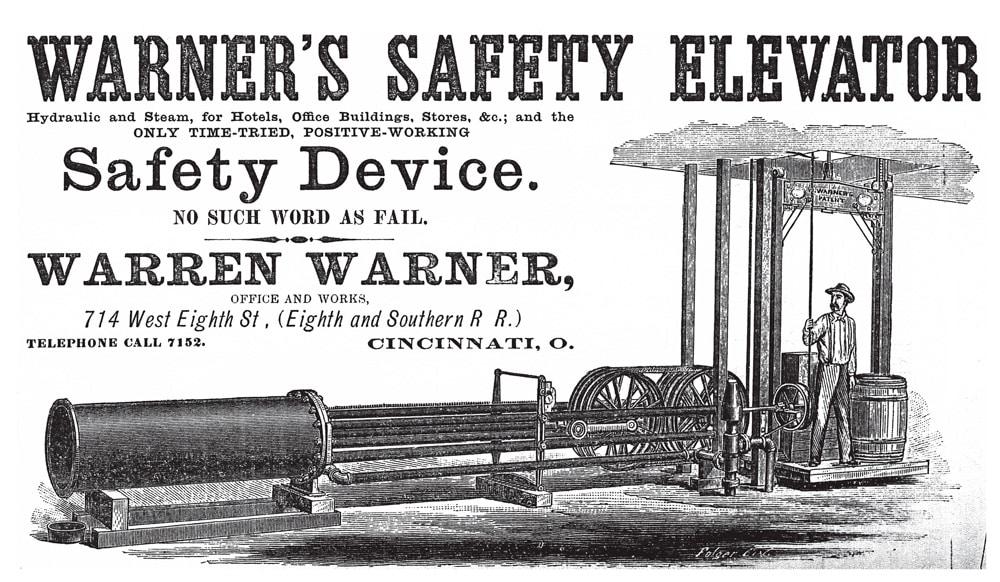 A-1902-Warner-Hydraulic-Elevator