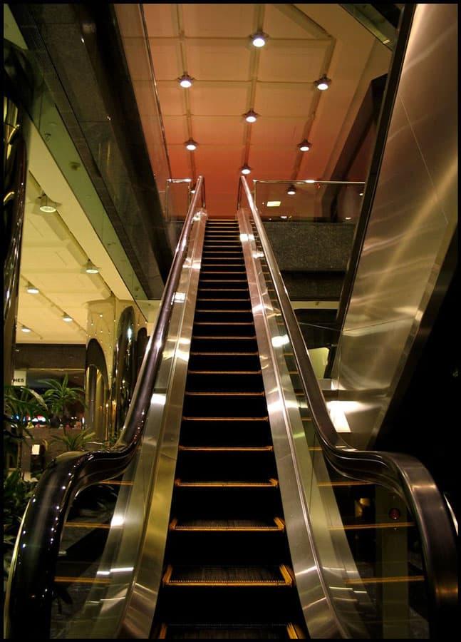 A17 Escalators