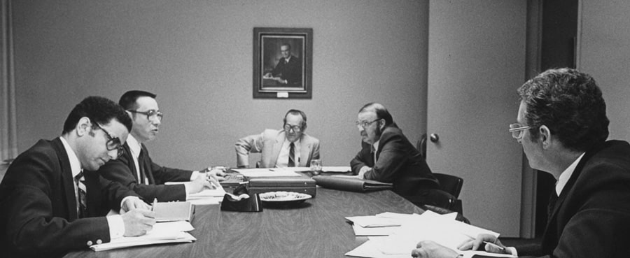 A17 Earthquake Committee, 1981