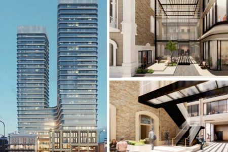 Adelaide Panel Approves Towers Next to Heritage Building