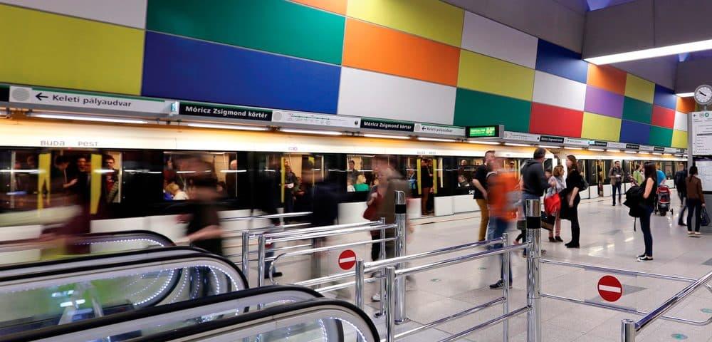 Budapest-Metro-Line-Four