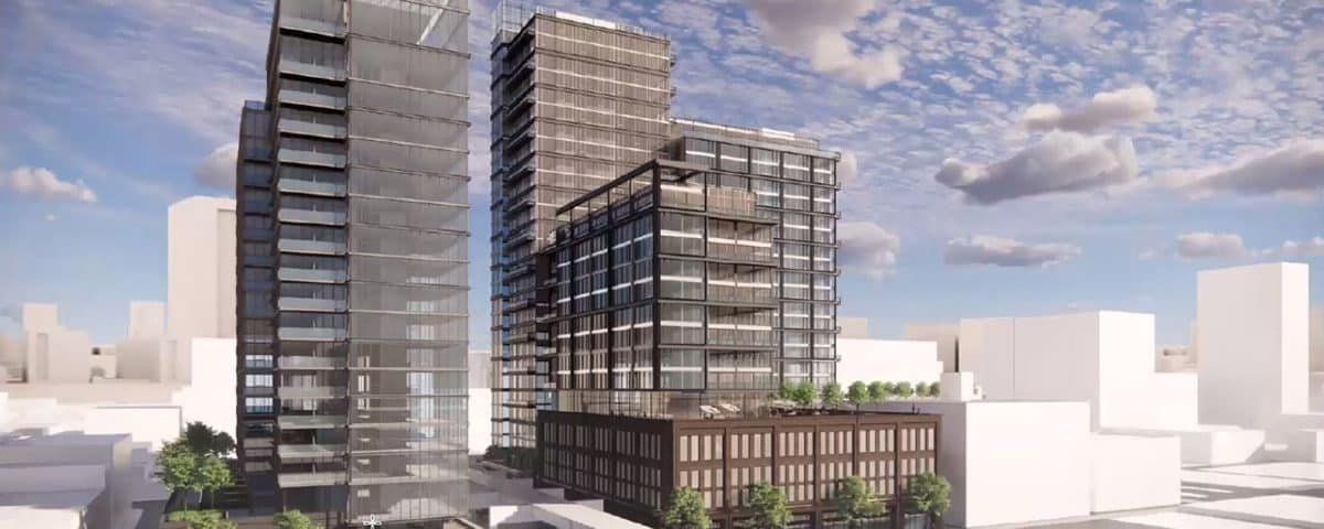 Chicago YIMBY: Mixed-use developments and tower approved.