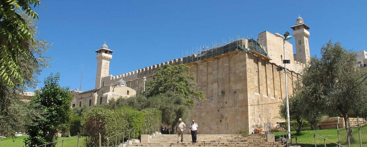 Construction Begins on Elevator for Tomb of the Patriarchs