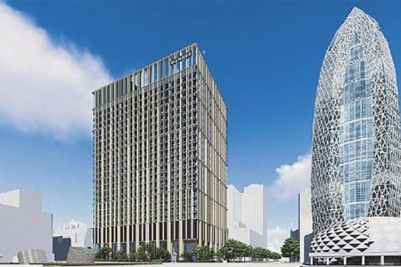 Construction Begins on Tokyo Project
