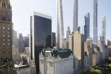 Demolition Complete to Make Way for Billionaires' Row Supertall