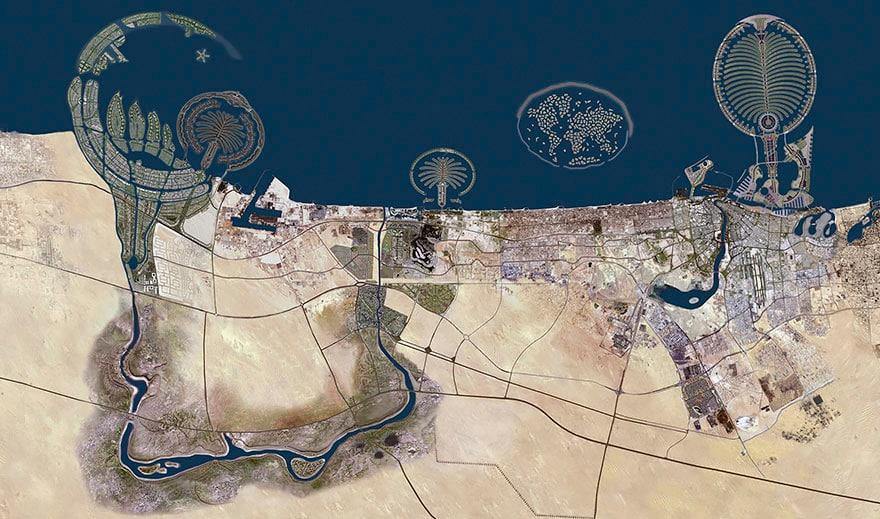 Dubai-Tall-Growth-on-the-Desert-Coast-Figure-1