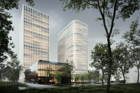 Moscow Business Center to be Built