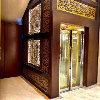 Golden Panoramic Lift