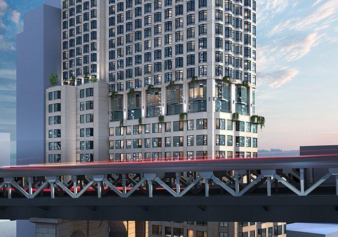 Permits Filed for Mixed-Use Tower in Brooklyn