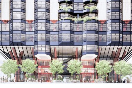 """Plans for """"Biophilic"""" London Tower Submitted"""