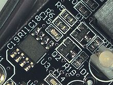 Printed circuit board surface mount