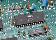 Printed circuit board through hole