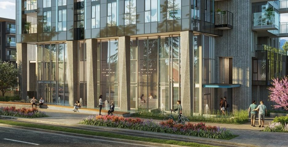 Residential High-Rise Coming to Metrotown, Canada