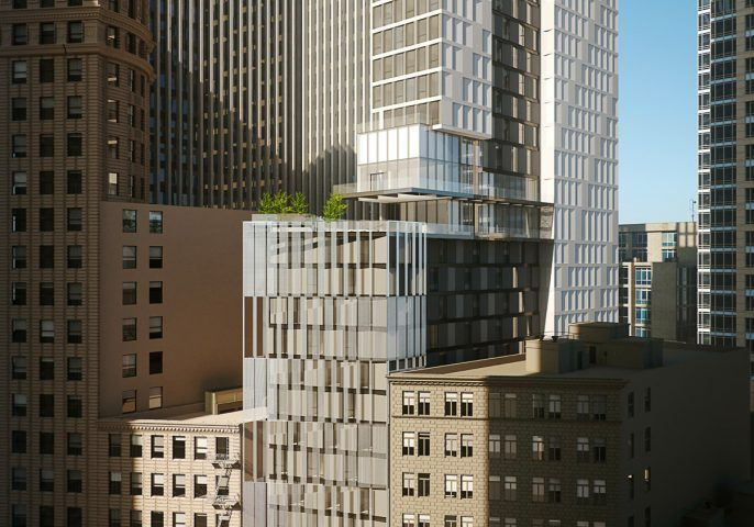 Variance Sought for San Francisco Financial District Hotel