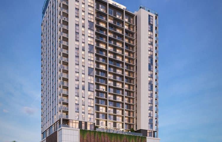 Work Begins On 26-Story Residential Tower In Phoenix