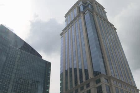 9/11 Prompted Design of OEO Elevators in Charlotte
