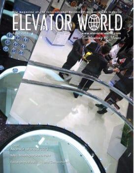 Elevator World | June 2013 Cover
