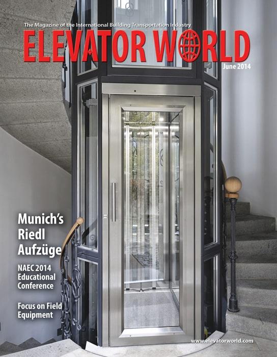 Elevator World | June 2014 Cover