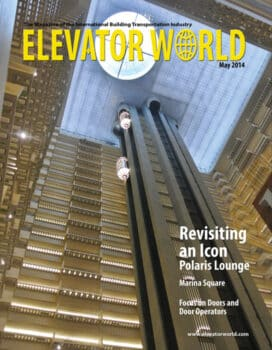 Elevator World | May 2014 Cover