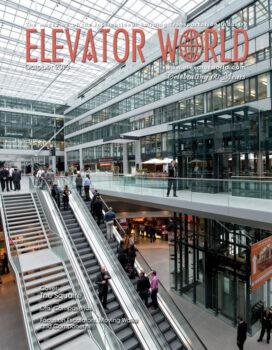 Elevator World | October 2013 Cover