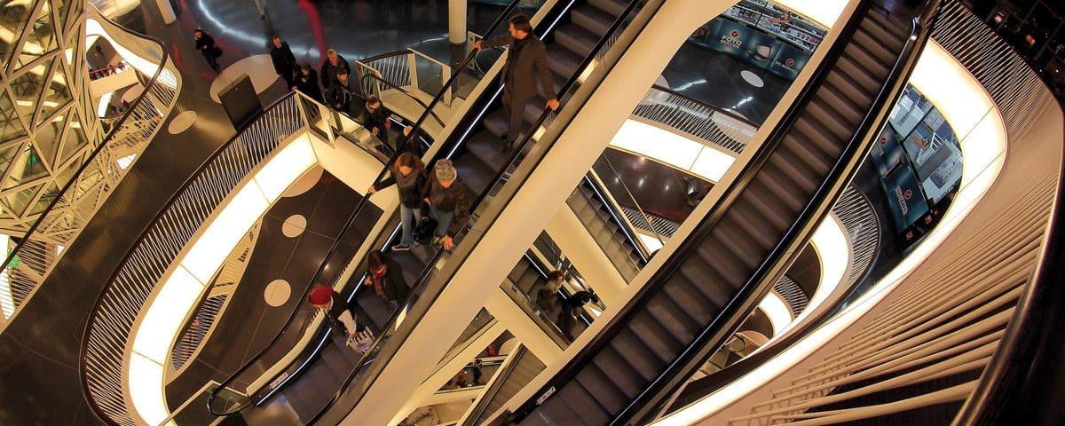 Escalators/Moving Walks Pictorial