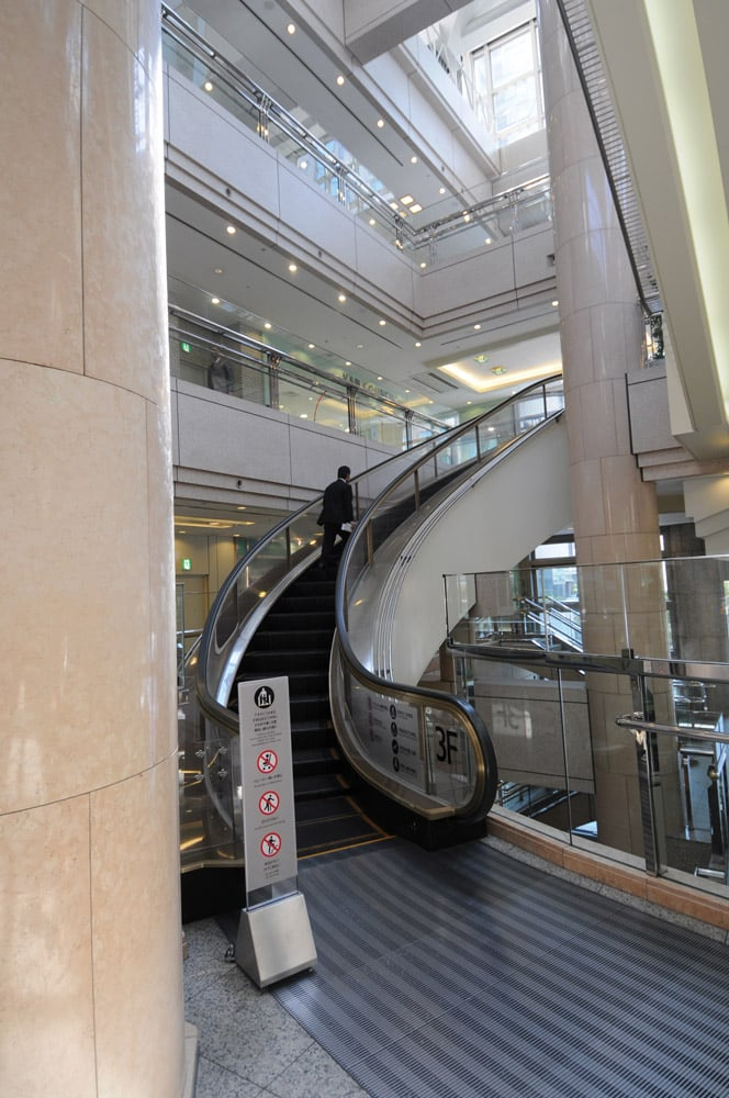 Escalators/Moving Walks Pictorial - 2