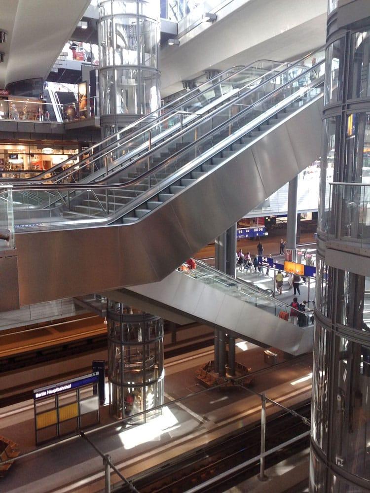 Escalators/Moving Walks Pictorial - 4