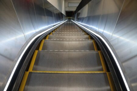 First of 41 New Schindler Escalators Welcomed by BART