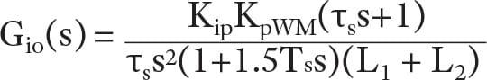 Grid-Connected-Feedback-Control-Equation-5