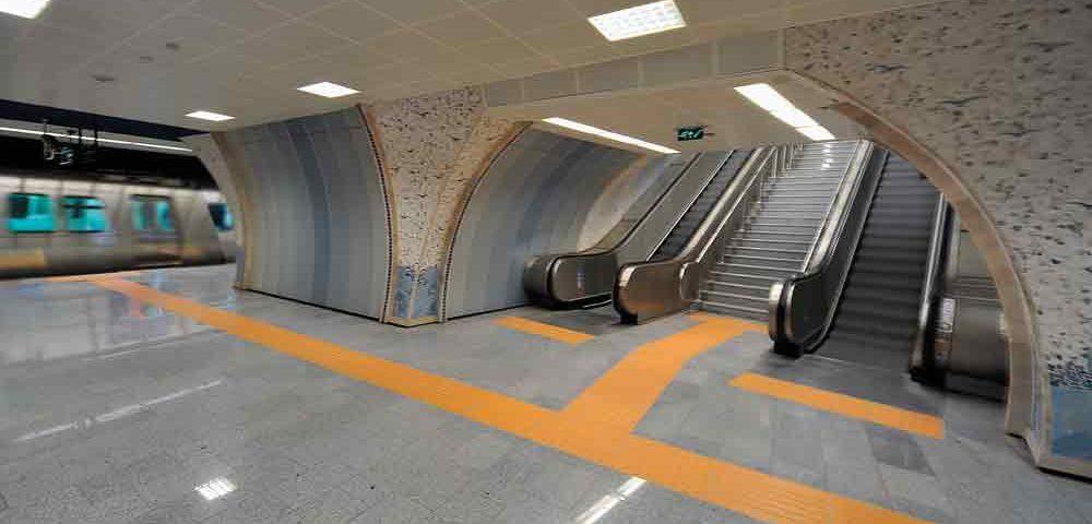Haciosman-Metro-Station-Istanbul-Turkey