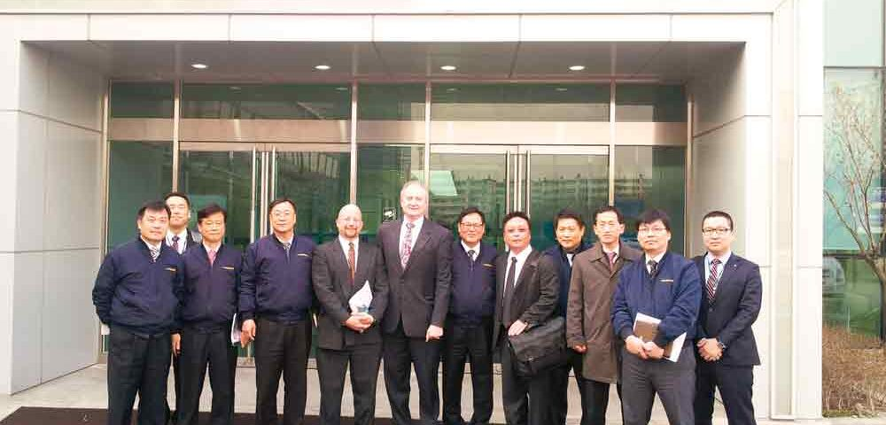 Lerch-Bates-Visits-Hyundai-Elevator