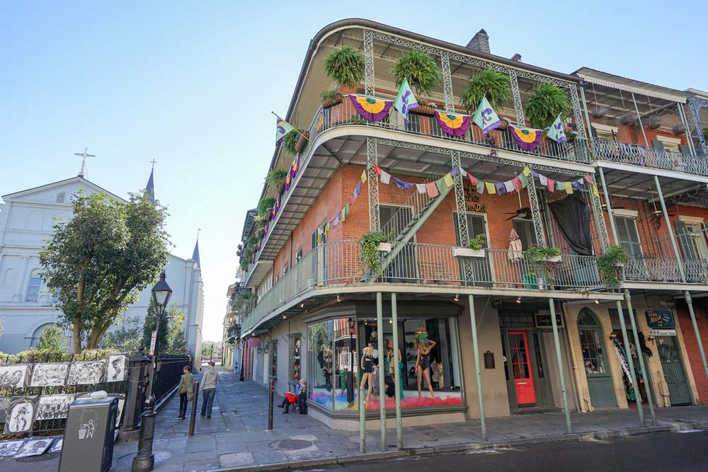 Let-the-Good-Times-Roll----Pirates-Alley-by-Paul-Broussard